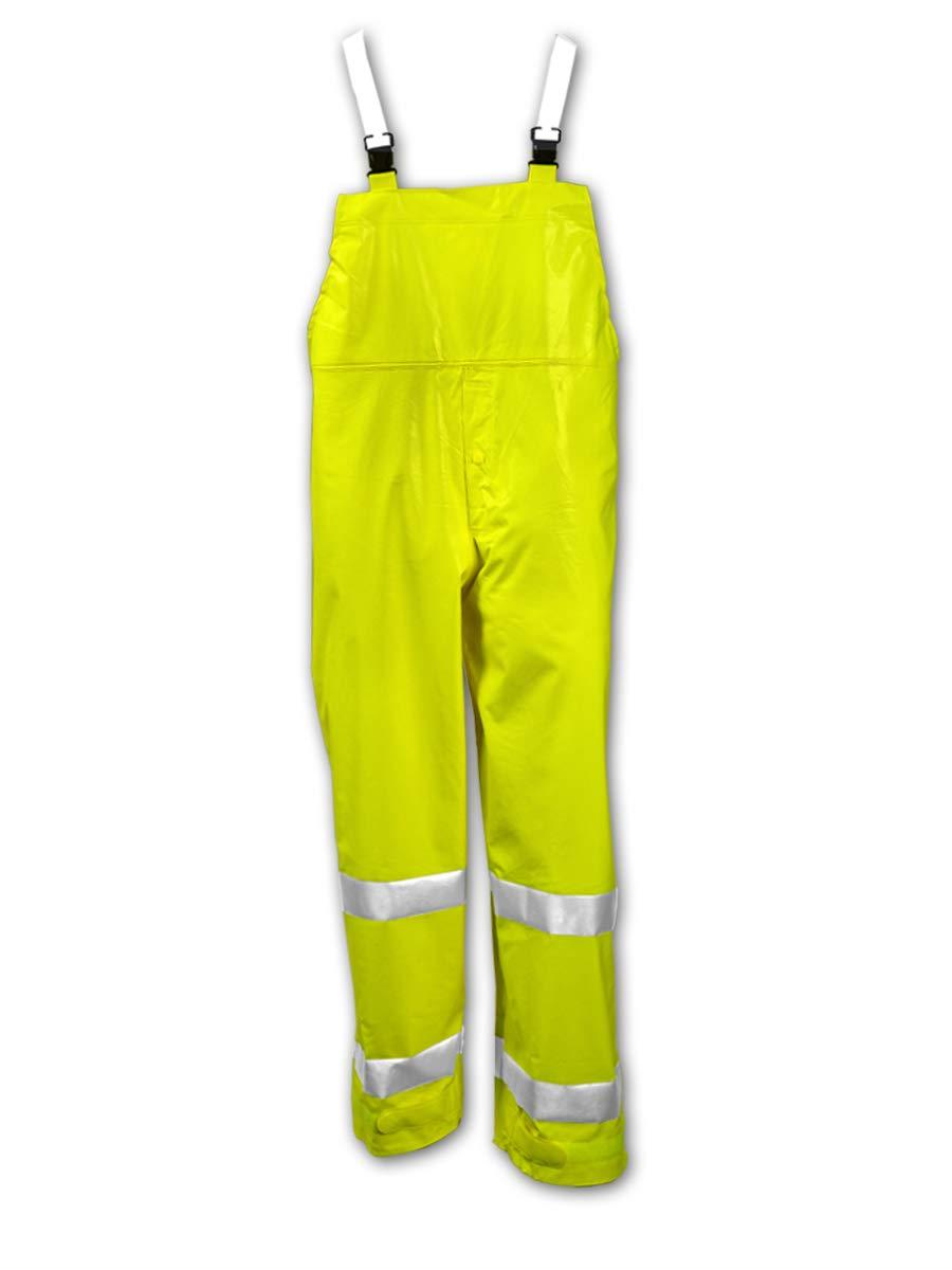 TOPPS SAFETY EP01R6152-32 -32 ADVANCE EMS Pants 32 Waist Size Khaki with 2 Red//Orange-Silver-Red//Orange Triple Trim 32 Inseam