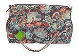 Vera Bradley Small Duffel Bag, Nomadic Floral
