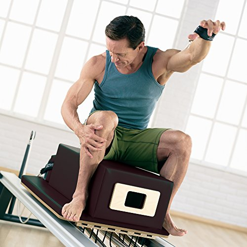 Stott Pilates Reformer Box with Footstrap