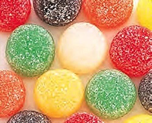 (Assorted Giant Jumbo Gum Drops 5LB Bag)