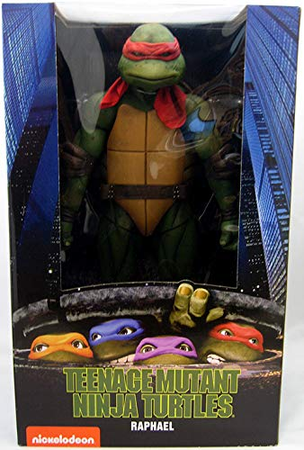 NECA - Teenage Mutant Ninja Turtles (1990 Movie) - 1/4 scale figure - - 1990's Toy