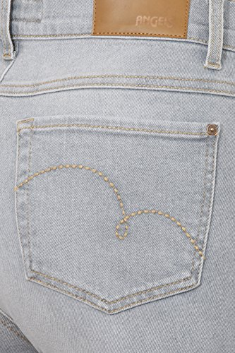 Femme Used Jeans Angels Grey Light 4RzpYwq