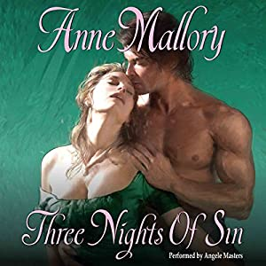 Three Nights of Sin Audiobook