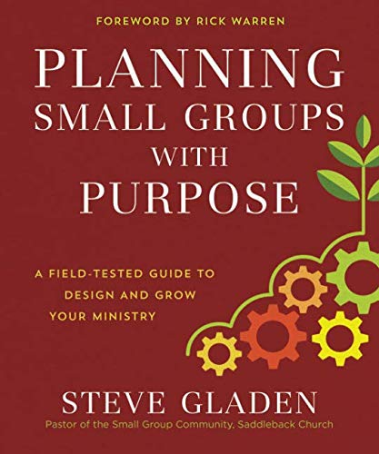 - Planning Small Groups with Purpose