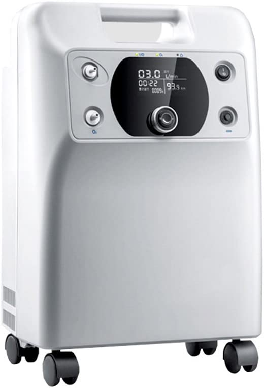 Jia He máquina de oxígeno Concentrador de oxígeno - Máquina de ...