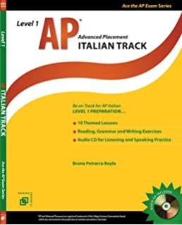 AP Italian Track Level 1 (Ace the Ap) (Italian Edition)