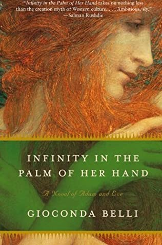 book cover of Infinity in the Palm of Her Hand