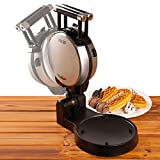 Compra Secura 360 Rotating Belgian Waffle Maker w/ Removable Non-Stick Plates and Recipes en Usame