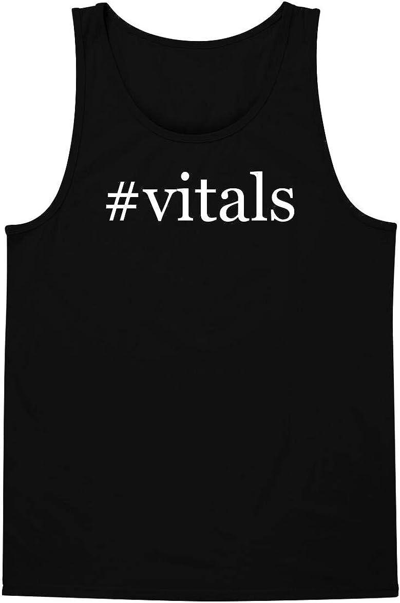 The Town Butler #Vitals - A Soft & Comfortable Hashtag Men's Tank Top