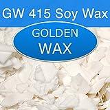 Golden Brands Natural Soy 125 (415) Wax - 50 Pound Bag