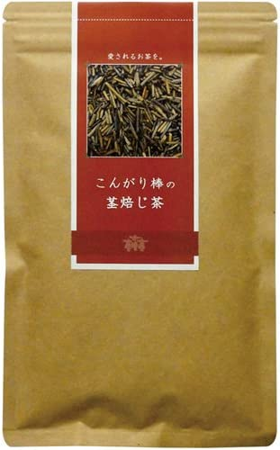 三ツ木園 こんがり棒の茎焙じ茶 50g
