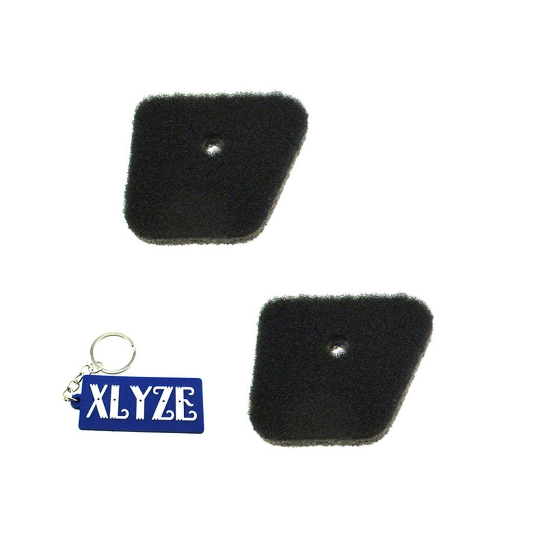 Xlyze filtre à air pour Stihl 4180–120–1800FC100Fc110Fc90Fc95Fr130Ft100appareil d'exercices Fx130Fs87Fs90Fs90r FS100Fs100arx Fs110Fs130Fs310HL100Hl