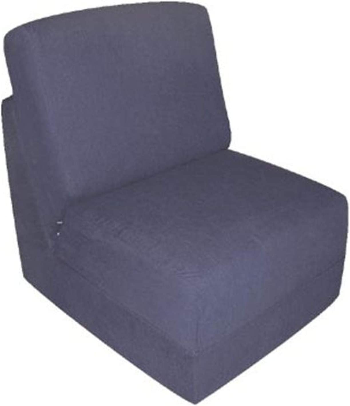 Fun Furnishings Teen Chair, Navy