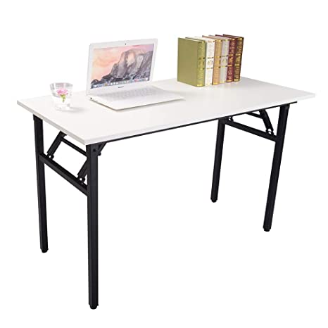 Amazon.com: Mesa de ordenador plegable Halter – Mesa de ...