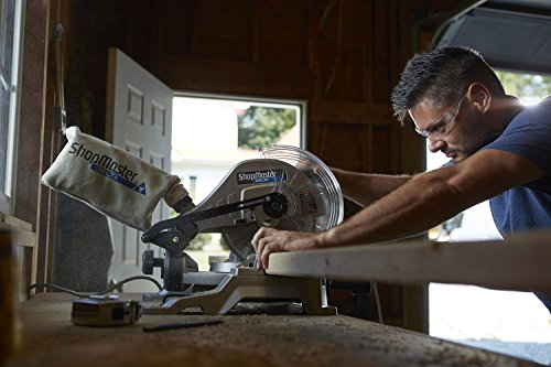 Delta S26-260L Shopmaster 10 In. Miter Saw with Laser, Sliver by Delta (Image #4)
