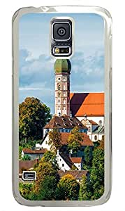 Samsung Galaxy S5 Munich City 01 PC Custom Samsung Galaxy S5 Case Cover Transparent