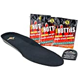 Little Hotties Men's Size 6-12 Foot Insole Warmers 07017