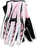 Typhoon Motocross Gloves Dirt Bike ATV Motorcycle Dual Sport MTB Off Road (Pink, Medium)