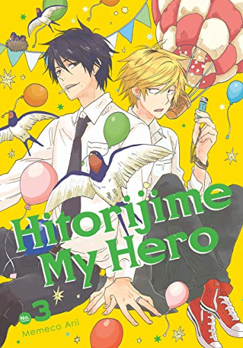 Pdf Graphic Novels Hitorijime My Hero 3