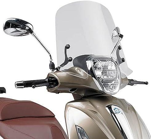 Motorrad Windschutzscheibe Airstar Piaggio Beverly 350 Ie Sport Touring 12 16 Givi Transparent Montagesatz Auto