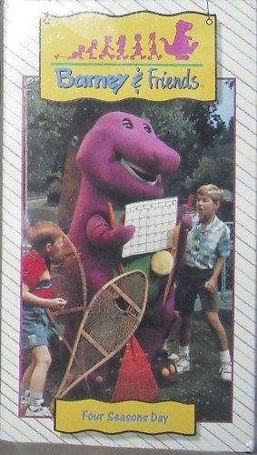 Amazon com: Four Seasons Day - Barney & Friends: Movies & TV