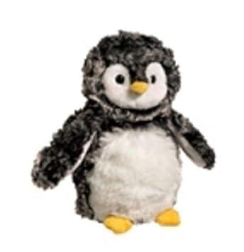 Amazon Com Ginsengtoys 6 Inch Mushie Gray Penguin Plush Stuffed