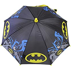 New Batman Licensed Molded Handle Umbrella for Kids