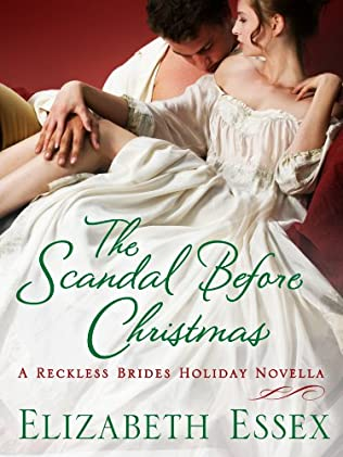 book cover of The Scandal Before Christmas