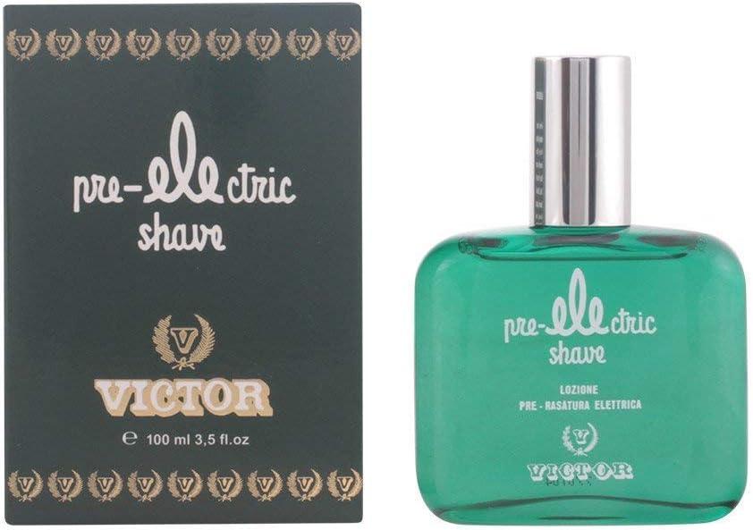 Victor Pre-Electric Shave Loción - 100 ml: Amazon.es: Belleza