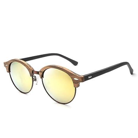 Sonnenhut Ojo de madera Gafas de sol Fahsion Completo ...