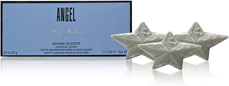 Thierry Mugler Angel Scented Soap and Dish Set