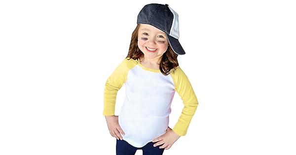 fa781bbf JOYCHEER Toddler Long Sleeve Shirt Infant Baseball Jersey Boys Tee Raglan T  Shirts Baby Tops