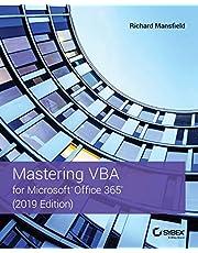 Mastering VBA for Microsoft Office 365