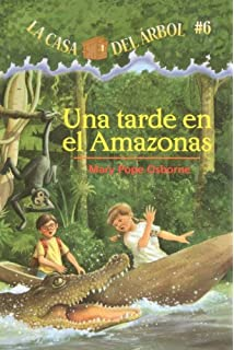 Una Tarde En El Amazonas (Afternoon On The Amazon) (Turtleback School & Library
