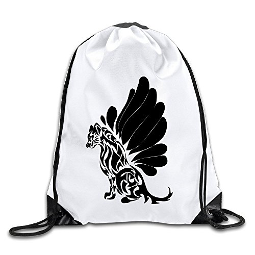 BENZIMM Tribal Animals Drawstring Backpacks/Bags (Mizuno Travel Bags Golf)