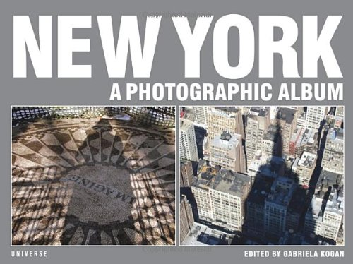 New York: A Photographic Album (Stores Photography City New York)