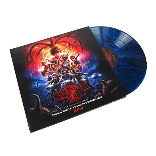 Things Vinyl (Kyle Dixon & Michael Stein: Stranger Things 2 Soundtrack (Colored Vinyl) Vinyl 2LP)
