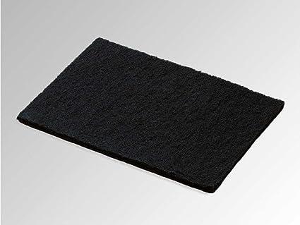 Silverline afp aktivkohlefilter pad bis zu waschbar