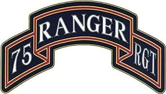 75th Ranger Regiment CSIB - Combat Service Identification Badge