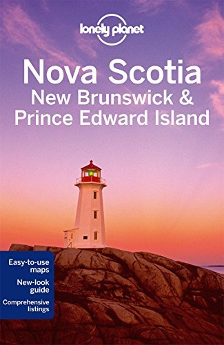 Lonely Planet Nova Scotia, New Brunswick & Prince Edward Island (Travel Guide) by Lonely Planet - Mall Brunswick Shopping