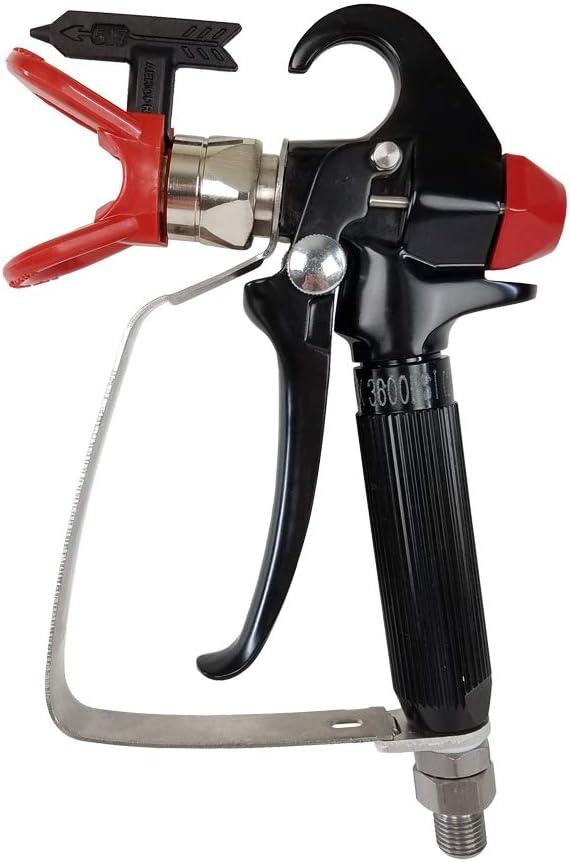Aeropro USA A818C Pressure Feed Airless Spray Gun