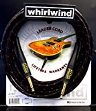 Whirlwind Leader Elite 18.5 Electrc guitar cable cord, Keyboard bass cable USA