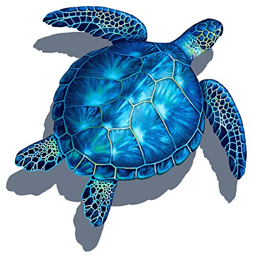 - Sea Turtle Porcelain Swimming Pool Mosaic (11