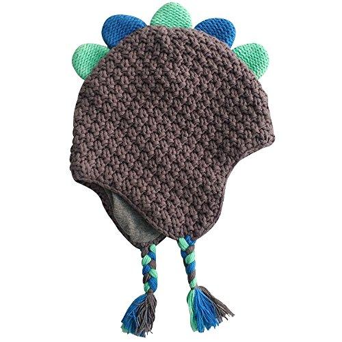 E.mirreh Baby Infant Children Knitted Winter Earflap Hat Boy...