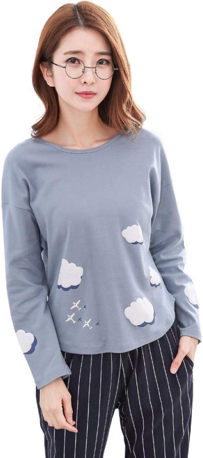 Pijama Mujer Joven Mujer Joven Ropa cómoda: Amazon.es: Ropa y ...