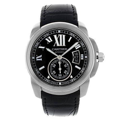 cartier-mens-w7100041-calibre-de-cartier-leather-strap-watch