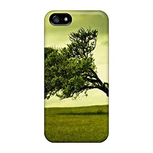 For Iphone 5/5s Fashion Design Windy Tree Cases-pPY16434fiuO Black Friday