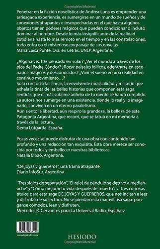 De joyas y guerreros (Spanish Edition): Andrea V. Luna: 9781680860122: Amazon.com: Books