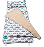 Heseam for Kids Nap Mat (Whale)