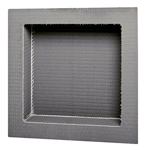 16 H x 12 L Square Edge Niche Wedi US3000004 Shower Niches